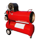 Used Industrial Heaters